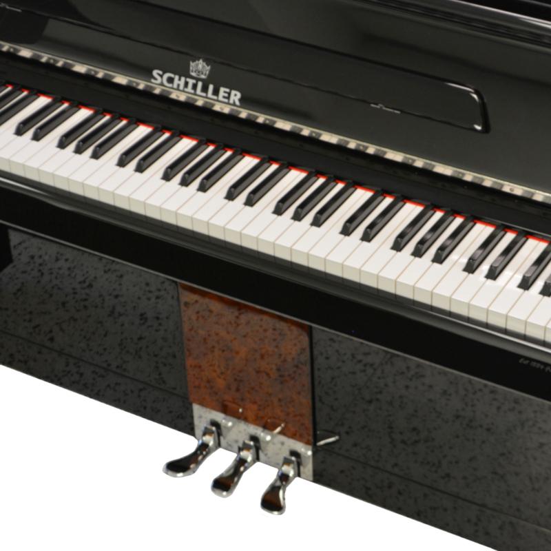 Schiller Concert C52 Upright Piano
